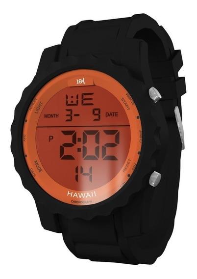 Relogio 18k Watches Hawaii Original Frete Grátis