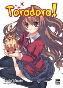 Lote Toradora Nº 1 Ao 4 ( Light Novel )