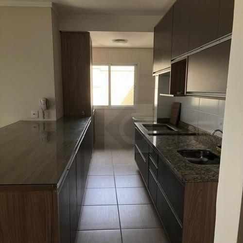 Imagem 1 de 30 de Apartamento Com 3 Dormitórios À Venda, 67 M² Por R$ 350.000  - Indaiatuba/sp - Ap0753