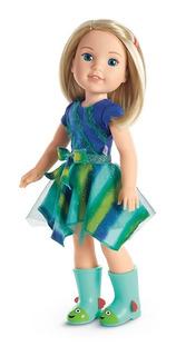 American Girl Wellie Wishers Camille Doll - Envío Ya!