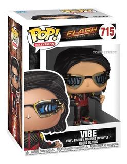 Funko Pop Vibe 715 Original The Flash Dc Scarlet Kids