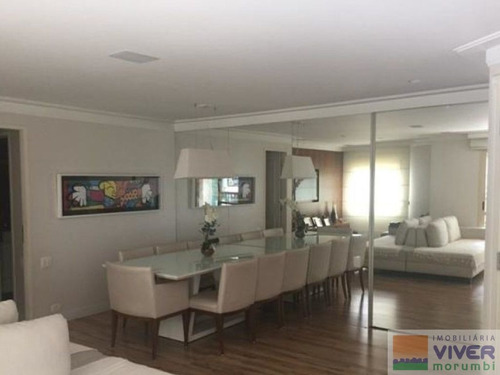 Imagem 1 de 15 de Lindo Apartamento. Vista Para O Verde. - Nm1033