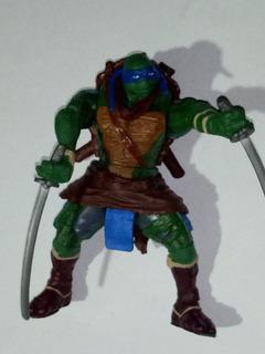 Figura Muñeco De Super Héroe Tortuga Ninja