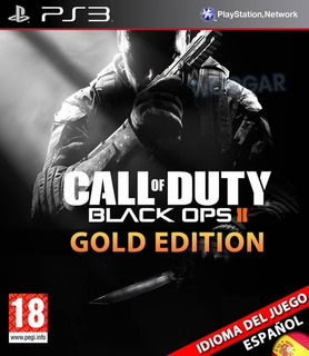 Call Of Duty Black Ops 2 Gold Edition ~ Ps3 Digital Español