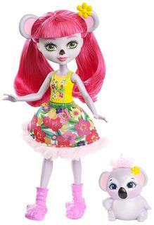 Enchantimals Karina Koala Doll...