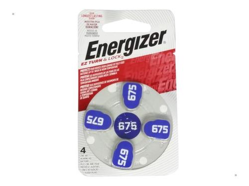 Pila Energizer Az 675blister X20unidades Audifono Audiologia
