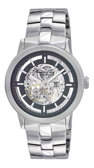 Reloj Kenneth Cole New York Acero Inoxidable Hombre Kc3925