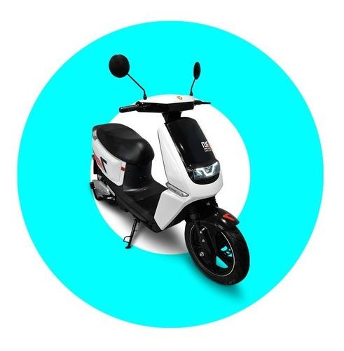 Imagen 1 de 8 de Yadea Motocicleta Eléctrica S-like