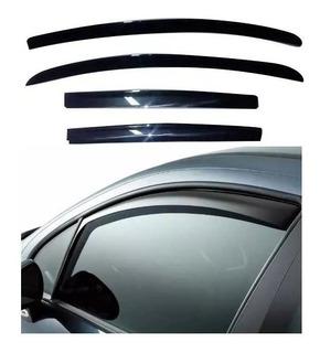 Tejas O Deflector De Ventana Para Ford Fiesta Power/max