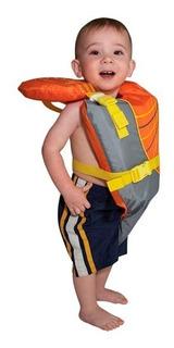 Chaleco Salvavidas Para Bebe 13.6k- Full Throttle Naranja