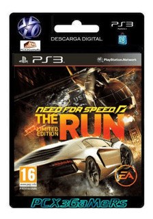 Ps3 Juego Need For Speed The Run Pcx3gamers