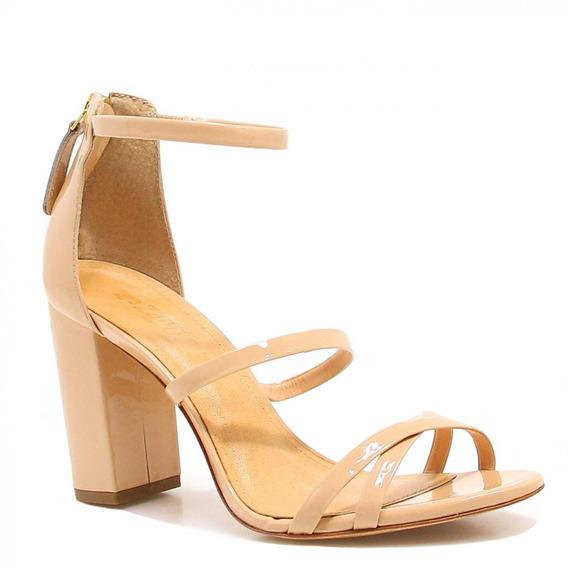 Sandália Zariff Shoes Salto Veniz 197046