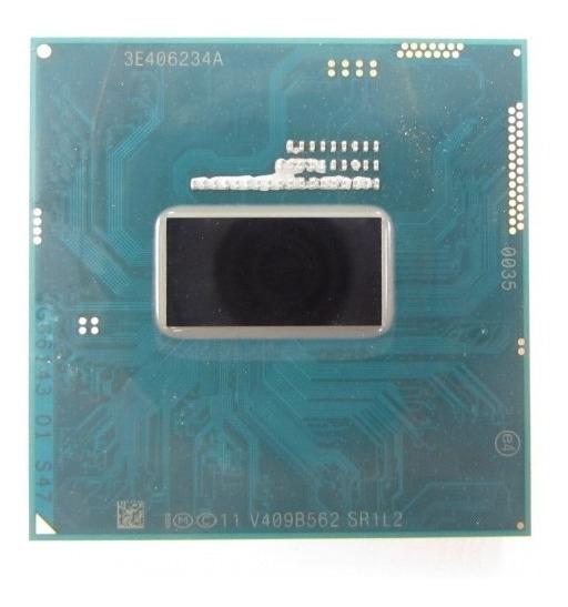 Processador Core I5 4310m Sr1l2 Cpu 2.7-3.4g/3m 4 Geraçao