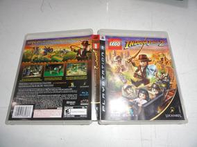 Lego Indiana Jones 2 Ps3 Midia Fisica Original