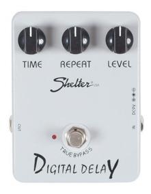 Pedal Guitarra Shelter Digital Delay ( Joyo )