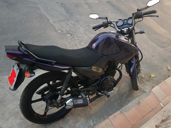 Yamaha Ybr Factor 125 Ed