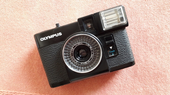 Câmera Olympus Pen Ef (leia Descrição)