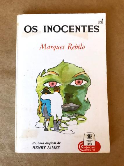 Livro - Os Inocentes - Henry James