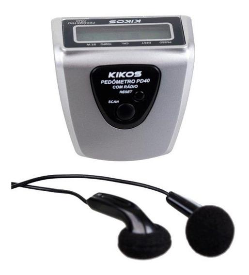 Pedômetro Digital Kikos Pd40