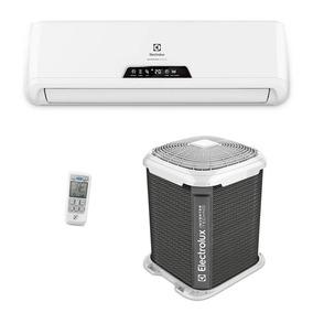 Ar Condicionado Hiwall Inverter Electrolux 18000 Frio 220v M