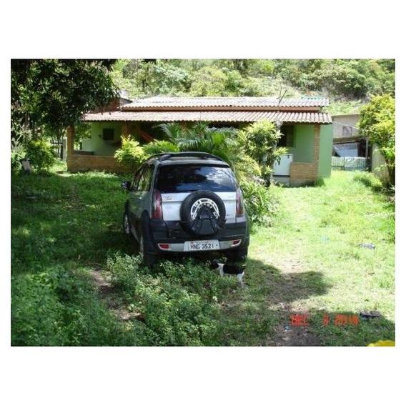 Sitio Em Pedro Leopoldo De 2000m, Casa 3 Quartos, 10 Vagas