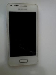 Celular Samsung S2 Lite Branco Gt I9070 Para Retirar Peças
