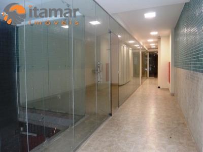 Locação De Loja No Centro De Guarapari, É Nas Imobiliárias Itamar Imoveis. - Sa00008 - 4504843