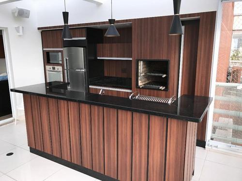 Imagem 1 de 30 de Apartamento Triplex Residencial À Venda, Tatuapé, São Paulo. - At0002