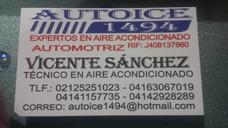 Servicio Aire Acondicionado Automotriz Autoice1494
