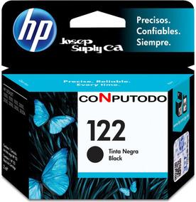 Cartucho 122 Hp 122 Negro Ch561hl Original 1000 2050 3050