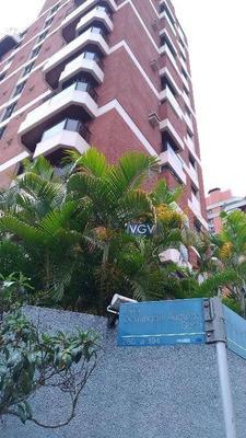 Apartamento Duplex Residencial À Venda, Jardim Vila Mariana, São Paulo. - Ad0016