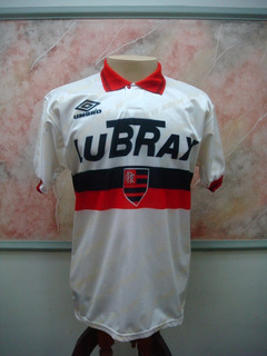 Camisa Futebol Flamengo Rio Janeiro Umbro Jogo Antiga 1563