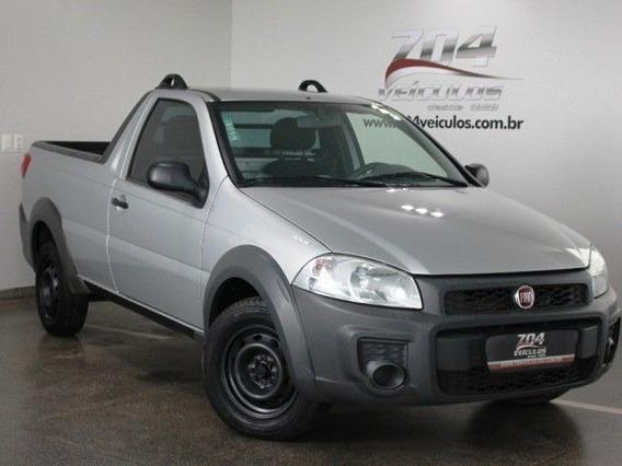 Fiat Strada Working 1.4 Mpi 8v Flex, Qni9283