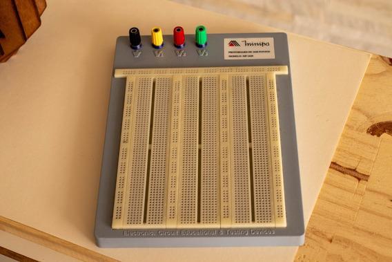Protoboard 2420 Pontos Minipa Mp-2420