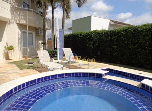 Imagem 1 de 20 de Casa Com 4 Dormitórios À Venda, 260 M² Por R$ 1.700.000,00 - Condomínio Terras De Santa Cruz - Itatiba/sp - Ca0980