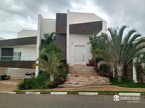 Casa À Venda, 350 M² Por R$ 1.350.000,00 - Jardim Ibiti Do Paço - Sorocaba/sp - Ca1797