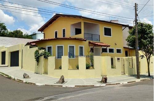Sobrado Com 4 Dormitórios À Venda, 279 M² Por R$ 830.000,00 - Jardim Chapadão - Campinas/sp - So0010