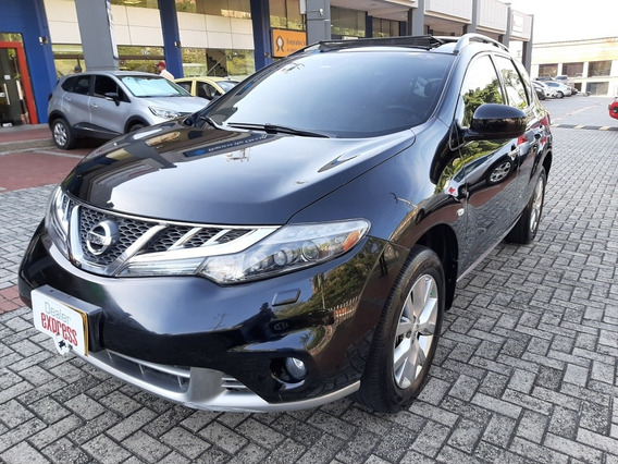 Nissan Murano Z51 Exclusive Awd Aut 2012