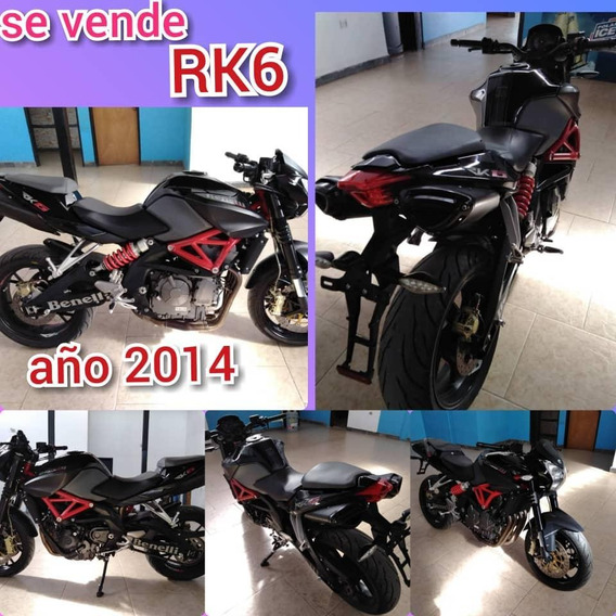Moto Kr6 Modelo Benelli