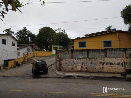 Área, 3731 M² - Venda Por R$ 8.000.000,00 Ou Aluguel Por R$ 18.000,00/mês - Centro - Embu Das Artes/sp - Ar0056