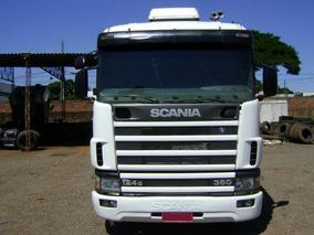 Scania R124 360 - 2005 - Primeiro Caminhão - R$73.000,00
