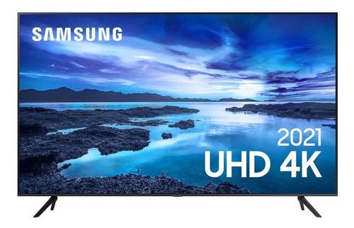 Smart Tv Led 70'' Samsung, 4k, Uhd, Bluetooth® - Un70au7700g