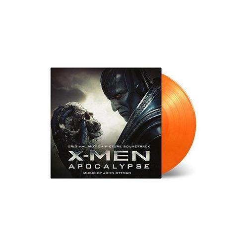 Imagen 1 de 1 de X-men: Apocalipsis (naranja