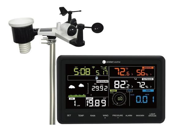 Estación Meteorológica Profesional Ambient Weather 7-en-1