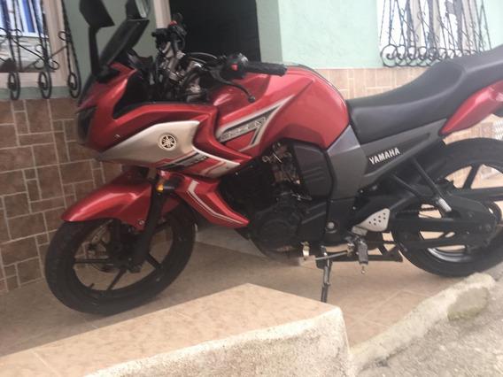 Yamaha Fazer 16 Roja