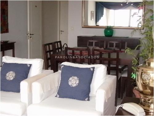 Departamento 3 Dormitorios, Mansa, Punta Del Este -ref:1035