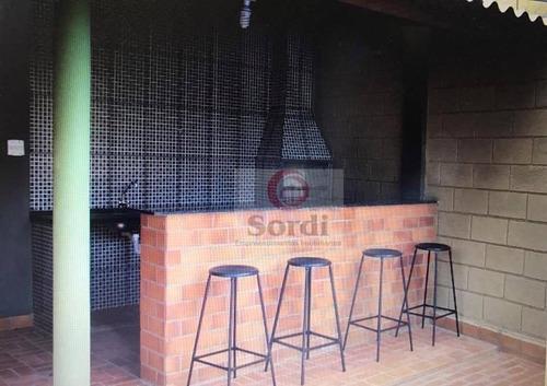 Imagem 1 de 11 de Chácara Com 3 Dormitórios À Venda, 4800 M² Por R$ 1.600.000,00 - Chácaras De Recreio Pedregal - Vila Garcia - Sertãozinho/sp - Ch0045