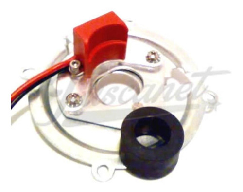 Imagen 1 de 2 de Vw Fusca Kit Modulo Encendido Electrónico Opala 4 Cilindros