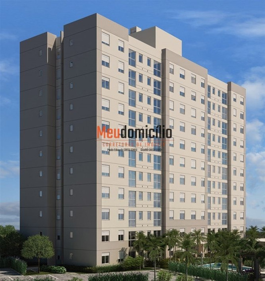 Apartamento A Venda No Bairro Cavalhada Em Porto Alegre - - 15129md-1
