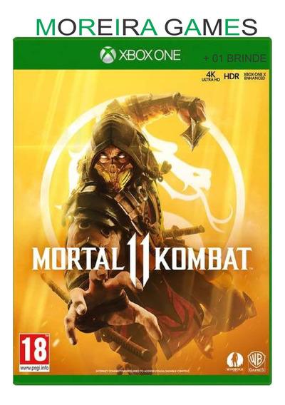 Mortal Kombat 11 Xbox One Digital + Brinde